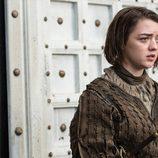 Maisie Williams interpreta a Arya Stark en la quinta temporada de 'Juego de Tronos'