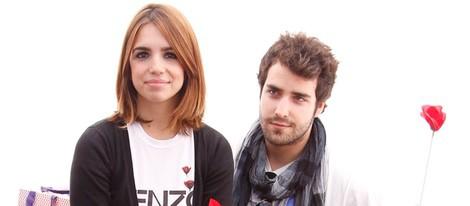 Elena Furiase y Javier Suárez