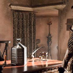 Lena Headey y Nikolaj Coster-Waldau en la quinta temporada de 'Juego de Tronos'
