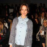 Silvia Alonso en el desfile de TCN en 080 Barcelona fashion otoño/invierno 2015/2016