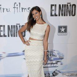 Mariam Bachir en el estreno de 'El Niño'