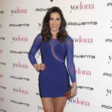Verónica Hidalgo en la fiesta Yo Dona previa a Madrid Fashion Week otoño/invierno 2015/2016
