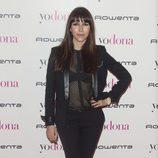 Nika en la fiesta Yo Dona previa a Madrid Fashion Week otoño/invierno 2015/2016