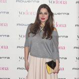 Marisa Jara en la fiesta Yo Dona previa a Madrid Fashion Week otoño/invierno 2015/2016