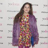 Cósima Ramírez en la fiesta Yo Dona previa a Madrid Fashion Week otoño/invierno 2015/2016