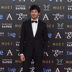 Andrés Velencoso en los premios Goya 2015