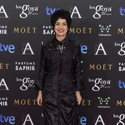 Adriana Ozores en los Goya 2015