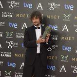Pepe Domínguez, Goya 2015 a la mejor dirección artística por 'La isla mínima'