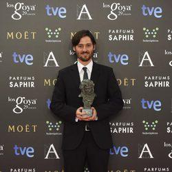 Carlos Marques Marcet, Premio Goya 2015 a la mejor dirección novel