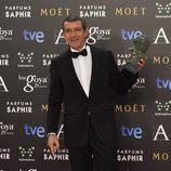 Antonio Banderas, Goya a Toda una Vida 2015