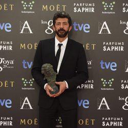 Alberto Rodríguez, Premio Goya 2015 al mejor director