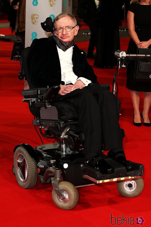 Stephen Hawking en los...