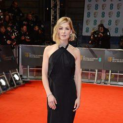 Rosamund Pike en los Premios BAFTA 2015