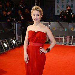 Dianna Agron en los Premios BAFTA 2015