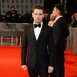 Jack O'Connell en los Premios BAFTA 2015