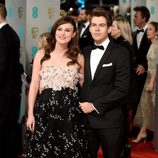 Keira Knightley y James Righton en los BAFTA 2015