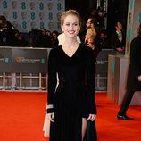 Alice Eve en los BAFTA 2015