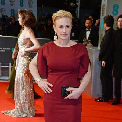 Patricia Arquette en los Premios BAFTA 2015