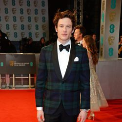 James Norton en los BAFTA 2015