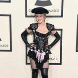 Madonna, ridícula en los Grammy 2015