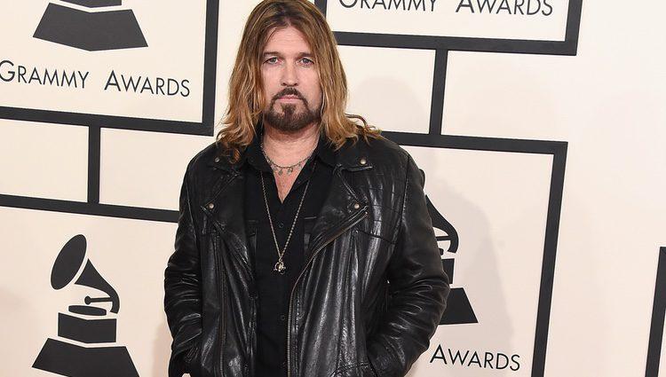 Billy Ray Cyrus en los Grammys 2015