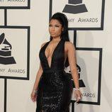 Nicki Minaj, voluptuosa en los Grammy 2015