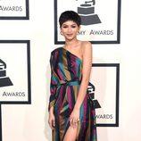Zendaya en los Grammy 2015