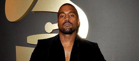 Kanye West en los Premios Grammy 2015