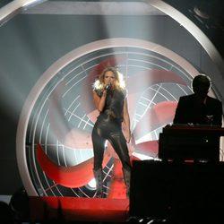 Miranda Lambert es la reina del ventilador en los premios Grammy 2015