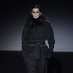 Bimba Bosé desfila para Davidelfín en Madrid Fashion Week otoño/invierno 2015/2016