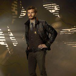 Jamie Dornan caracterizado como Sheriff Graham en 'Érase una vez'