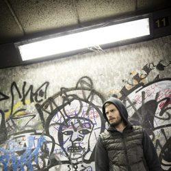 Jamie Dornan caracterizado como Paul Spector en 'La Caza (The Fall)'