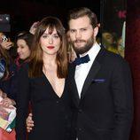 Jamie Dornan y Dakota Johnson estrenan de 'Cincuenta sombras de Grey' en la Berlinale 2015