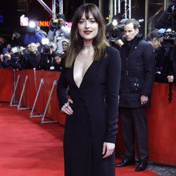 Dakota Johnson en el estreno de 'Cincuenta sombras de Grey' en la Berlinale 2015