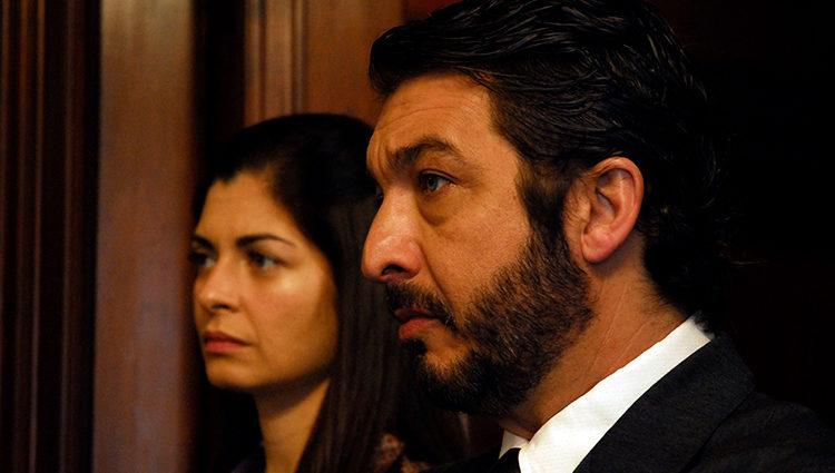 Ricardo Darín en un fotograma de la película 'El secreto de sus ojos'