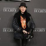 Rossy de Palma en el estreno de 'Cincuenta sombras de Grey' en Madrid