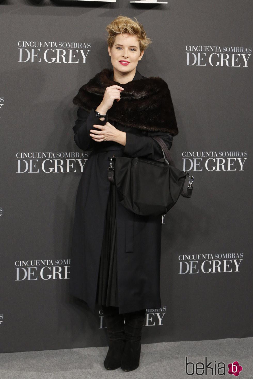Tania llasera en el estreno de 39 cincuenta sombras de grey - 50 sombras de grey en espana ...