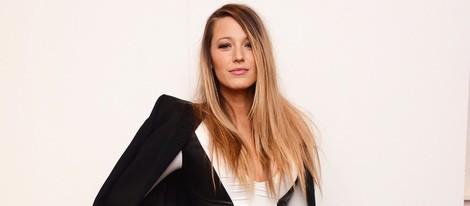 Blake Lively asiste al desfile de Gabriela Cadena en la New York Fashion Week