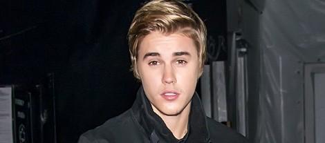 Justin Bieber en el desfile Fasion For Relief en Nueva York