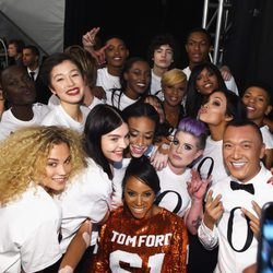 El selfie de la Fashion for Relief de Nueva York