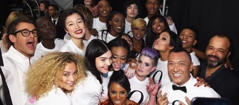 El selfie de la Fashion for Relief de Nueva York