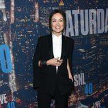 Olivia Wilde en la fiesta del 40 aniversario de 'Saturday Night Live'