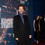 Jim Carrey en la fiesta del 40 aniversario de 'Saturday Night Live'