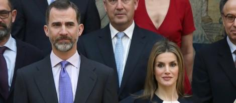 Los Reyes Felipe y Letizia en los Premios Nacionales de Cultura