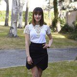 Natalia de Molina en la presentación de 'Bajo sospecha'
