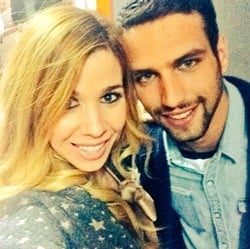 Natalia y Jesús Castro