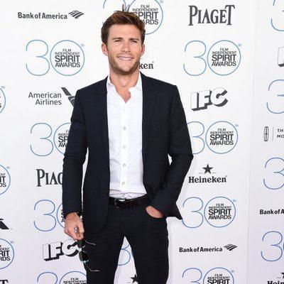 Scott Eastwood en los Independent Spirit Awards 2015