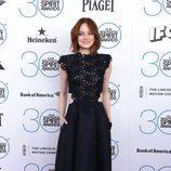 Emma Stone en los Independent Spirit Awards 2015
