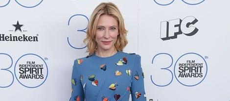 Cate Blanchett en los Independent Spirit Awards 2015