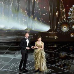 Anna Kendrick y Neil Patrick Harris protagonizan el número musical inicial de los Oscar 2015